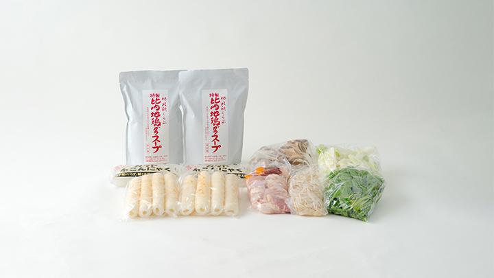 きりたんぽ鍋セット(4人前)