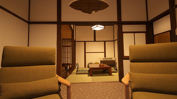【特別室】日景温泉1泊2食付きペア宿泊券