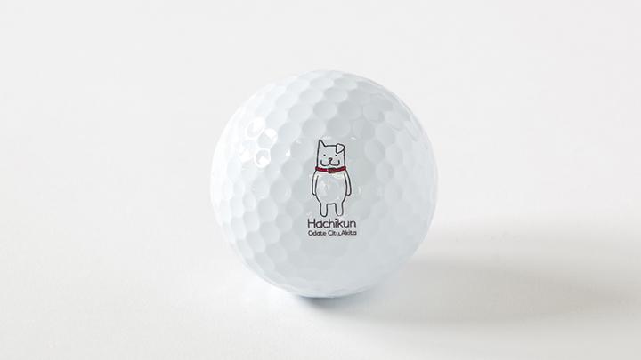 【はちくんゴルフボール】スリクソンX2