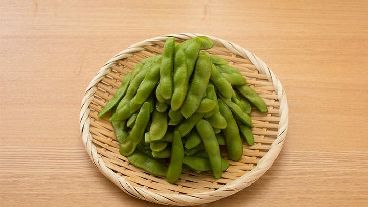 秋田県大館市産「朝獲れ枝豆」(1kg)