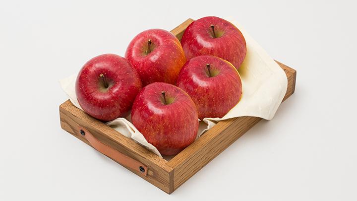りんご「ふじ」5kg