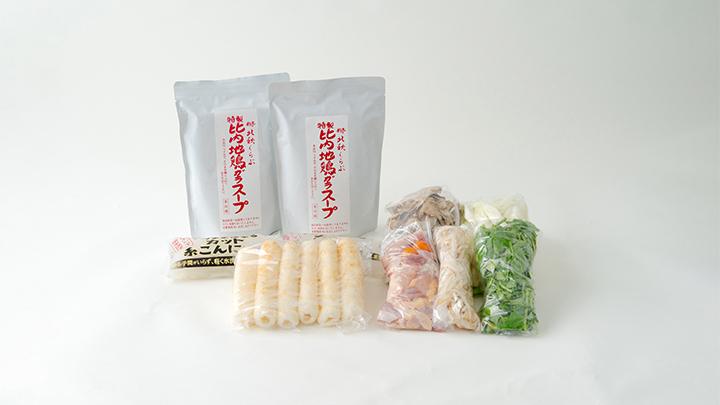 きりたんぽ鍋セット(3人前)